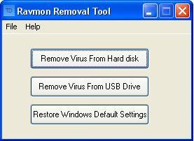 Ravmon Virus Removal Tool 3 2 | Raghupathy's Tech Page
